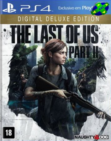 THE LAST OF US: PART II - DELUXE EDITION - PS4