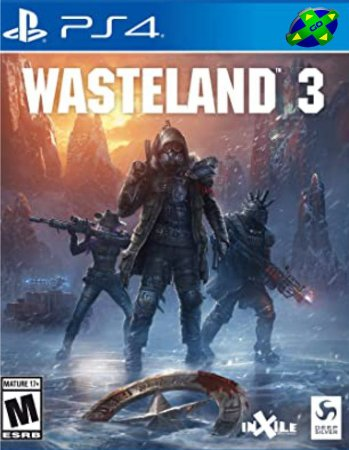 WASTELAND 3 - PS4