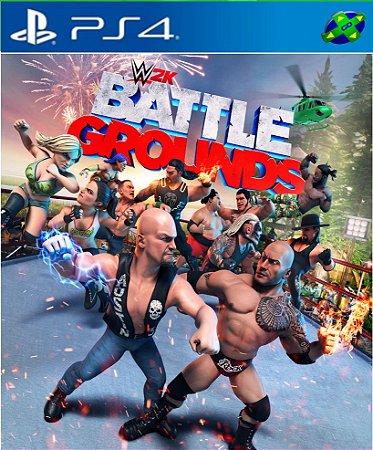WWE 2K BATTLEGROUNDS - PS4