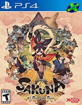 Sakuna Of Rice and Ruin - PS4