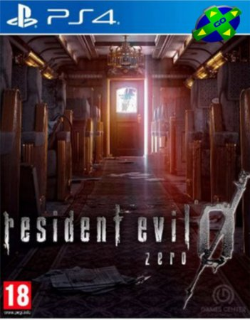 Resident evil Zero - PS4