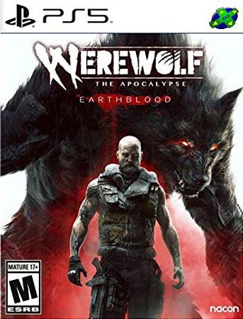 Werewolf The Apocalypse - Earthblood - PS5