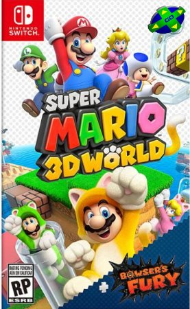 Super Mario 3D World + Bowser Fury - NINTENDO SWITCH