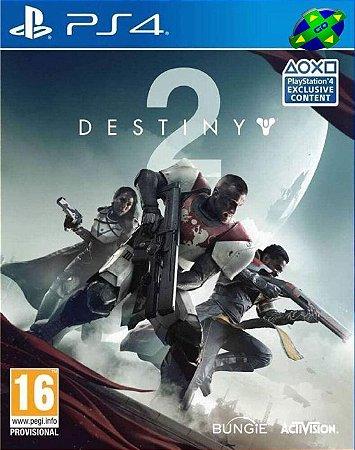 DUPLICADO - Destiny Legendary Edition - PS4