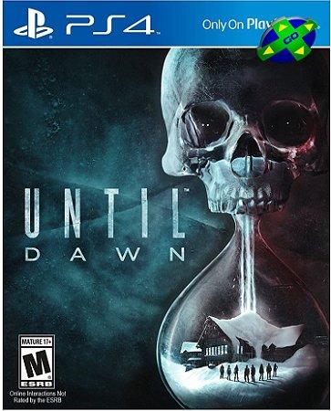Until Dawn - PS4/PS5