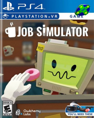 Jub Simulator VR  - PS4/PS5