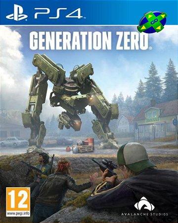 Generation Zero - PS4/PS5