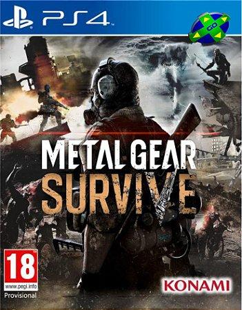 Metal Gear Survive - PS4/PS5