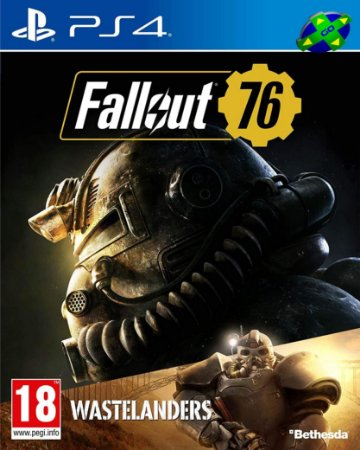 Fallout 76 - PS4/PS5