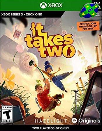 It Takes Two - XBOX One/Series X/S