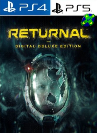 Edição Deluxe Digital Returnal - PS4/PS5