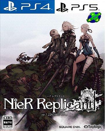 NieR Replicant ver.1.22474487139 - PS4/PS5