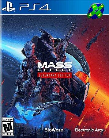 Mass Effect Legendary Edition - PS4/PS5