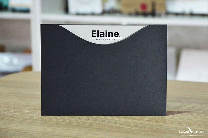 Convite Lançamento Elaine