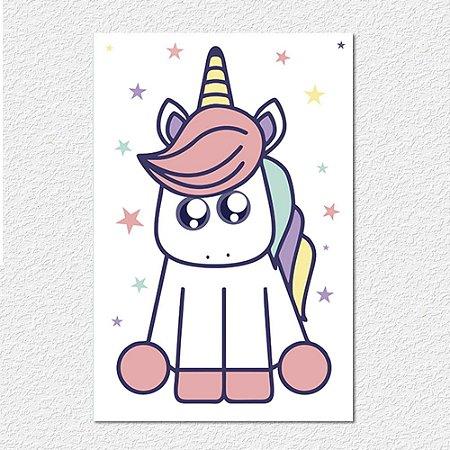 Placa Unicorn Kauai