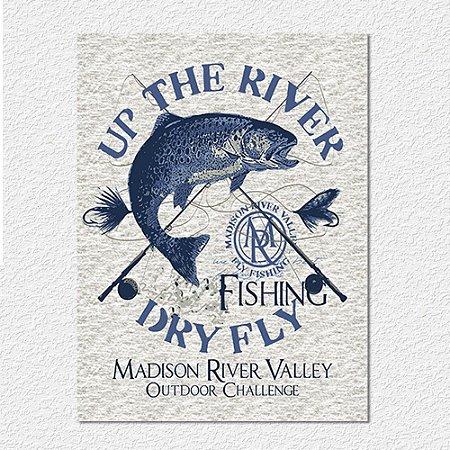 Placa Up the River