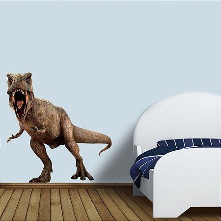 adesivo de parede dino rex