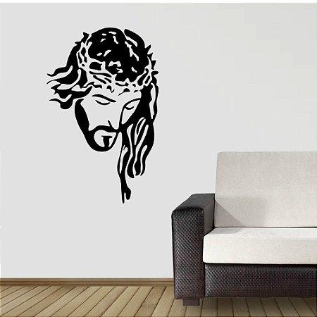 adesivo de parede jesus