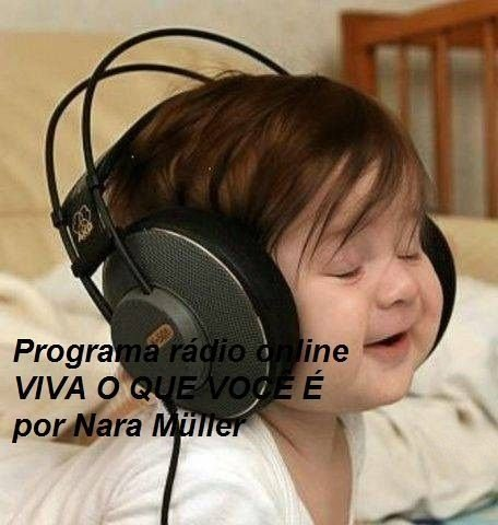CD COM PROGRAMAS DA RÁDIO UNIDARMA VIVA O QUE VOCÊ É POR NARA MULLER