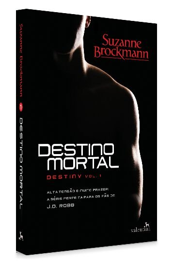 Destino Mortal - Destiny, vol. 1   Suzanne Brockmann