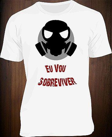 Camiseta do Sobrevivente