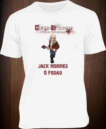 Camiseta Jack Norries