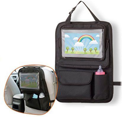 Organizador Para Carro - Porta Tablet