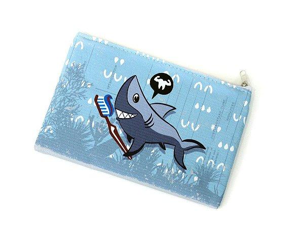 Necessaire Infantil Tubarão