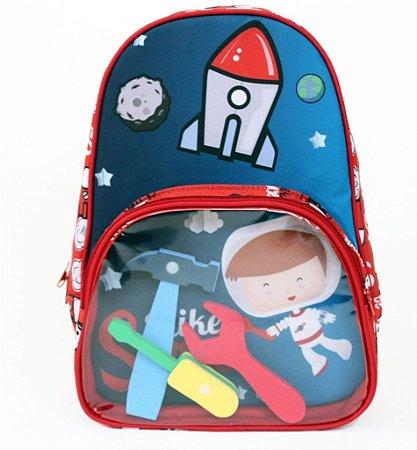 Mochila Infantil Astronauta