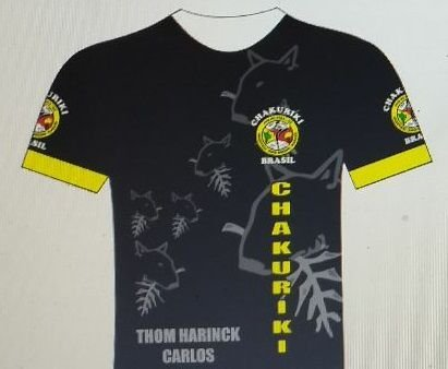 Camisa Chakuriki