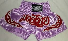 Short de Muay Thai Fight Brasil One Azul - Infantil