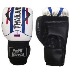 Luva de Muay Thai / Boxe Fight Brasil New País Tailândia
