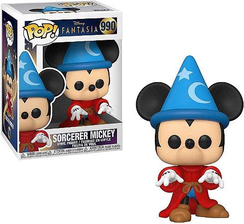 Funko Pop Disney Fantasia Sorcerer Mickey #990