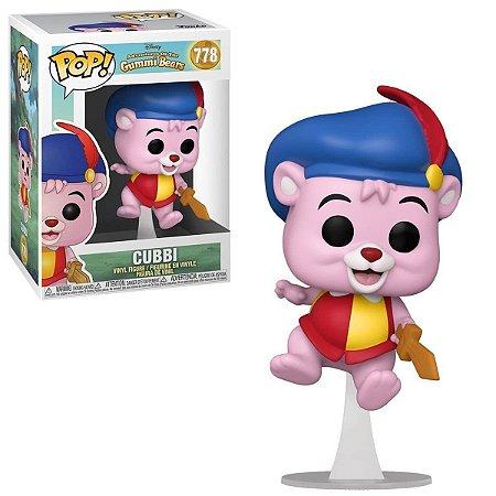 Funko Pop Gummi Bears Ursinhos Cubbi #778