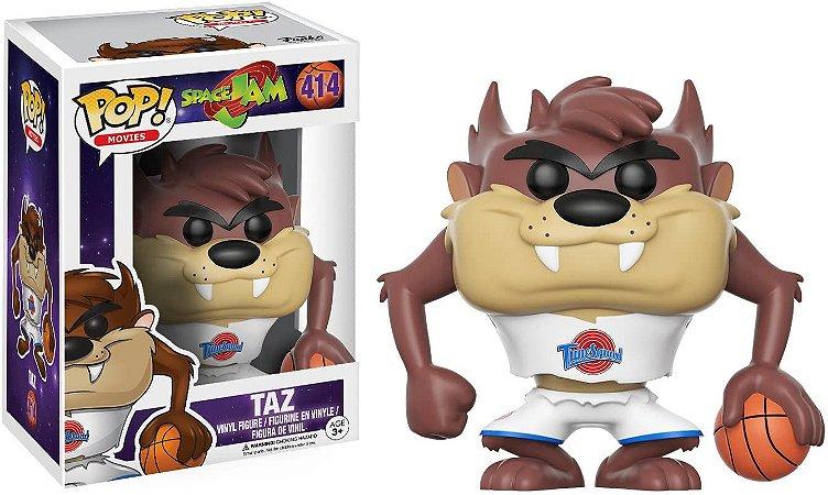 Funko Pop Looney Tunes Space Jam Taz #414