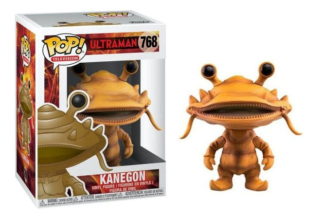 Funko Pop Ultraman Kanegon #768