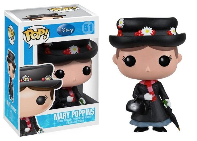 Funko Pop Disney Mary Poppins #51