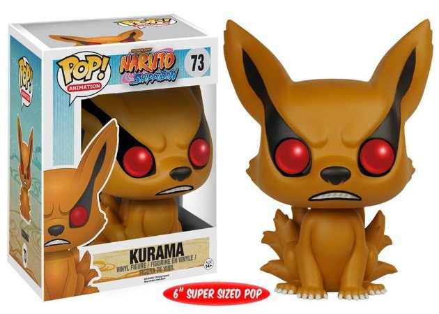 Funko Pop Anime Naruto Shippuden Kurama