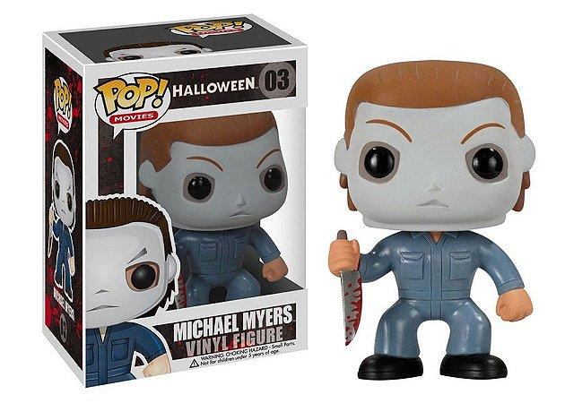 Funko Pop Terror Halloween Michael Myers #03