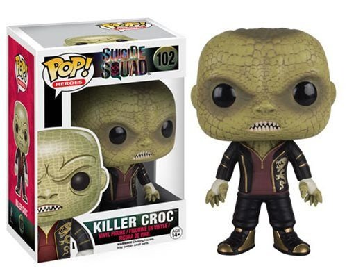 Funko Pop DC Suicide Squad Killer Croc #102
