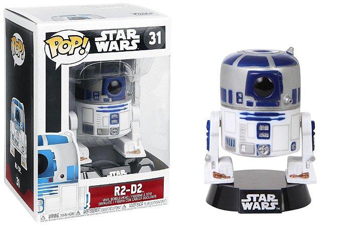 Funko Pop Star Wars R2D2 #31