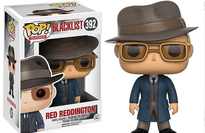 Funko Pop The Blacklist Red Reddington #392