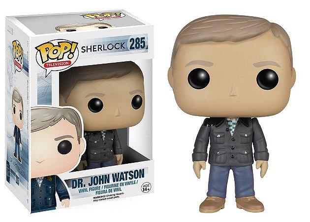Funko Pop Sherlock Dr John Watson #285