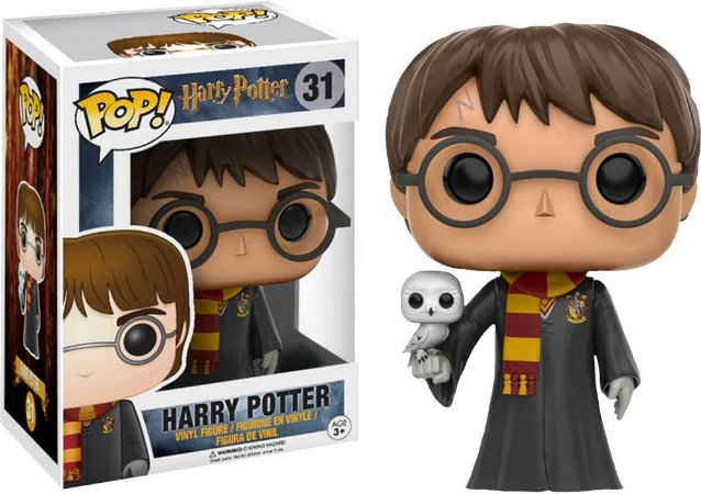 Funko Pop Harry Potter Hedwig Exclusivo #31