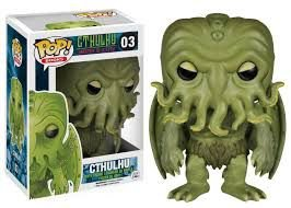 Funko Pop Ctchulhu #03