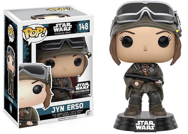 Funko Pop Star Wars Rogue One Jyn Erso Exclusivo [Smuggler's Bounty]