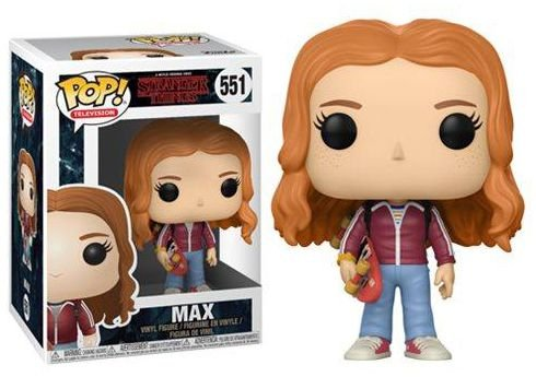 Funko Pop Stranger Things Max #551