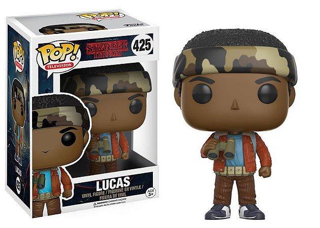 Funko Pop Stranger Things Lucas #425