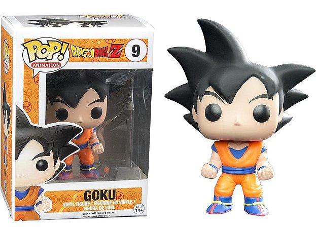 Funko Pop Dragon Ball Z Goku #09