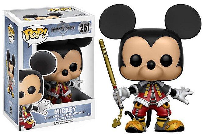 Funko Pop Kingdom Hearts Mickey #261